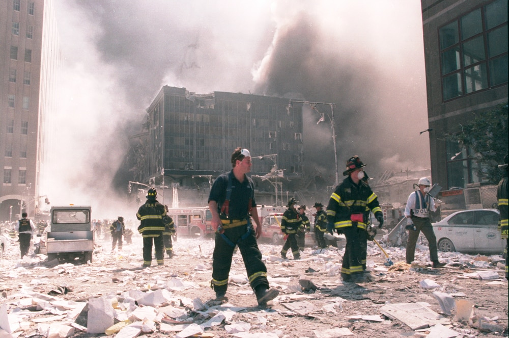 911 Victims Compensation Fund (VCF) - Corey Lee Law